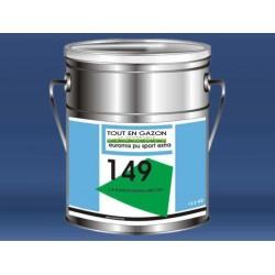 Colle imperméable verte à 2 composants 13.2kg